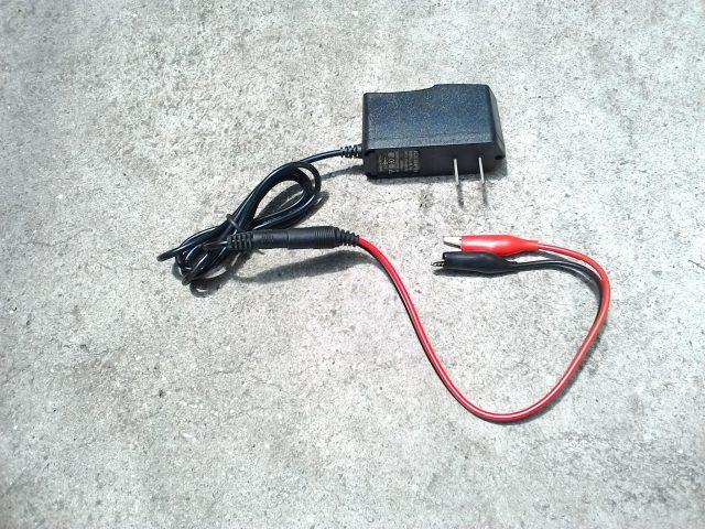 車 バイク用 変換アダプター AC-DCコンバーター