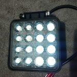 【失敗談】車整備のためにLED作業灯を買ってみた