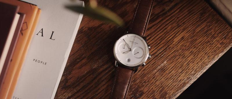 贈り物にぴったりな北欧腕時計